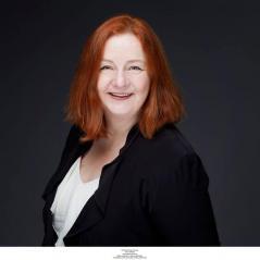 Lena Lid Falkman, lektor i ledarskap vid Institutionen för Arbetslivsvetenskap